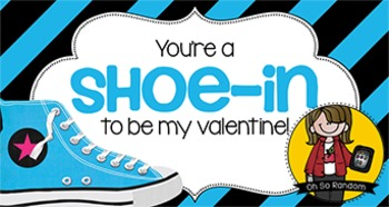 Valentine Tag | Shoe-in