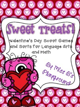 Valentine Theme Scoot Games