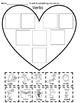 Valentine Themed Worksheets