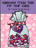 Valentine Treat Tags!