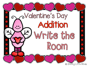 Valentine's Addition Write the Room