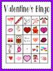 Valentine's Bingo (30 completely different cards & calling