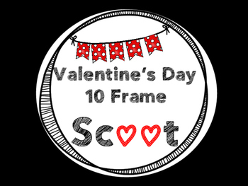 Valentine's Day 10 Frame Scoot