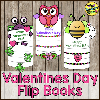 Valentine's Day Writing Gift for BIG Kids to Make