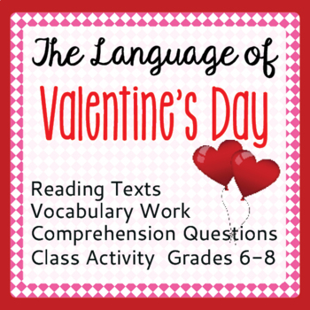 Valentine's Day Informational Texts and Activities