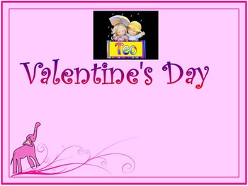 Valentine's Day - Activities - Writing paper - Frames