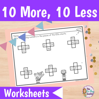 Place Value Worksheets Valentine's Day