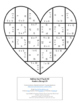 Valentine's Day Math Centers: Addition Heart Puzzles