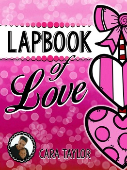 Valentine's Day Activities ~ Lapbook Craftivity