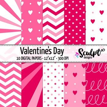 #Love2SaveSale ~ Valentine's Day Backgrounds