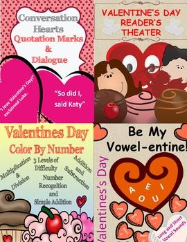 Valentine's Day Bundle ~ New Listing