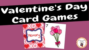 Card Games: Valentine's Day Card Games