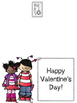 Valentine's Day Cards For Your Writing Center