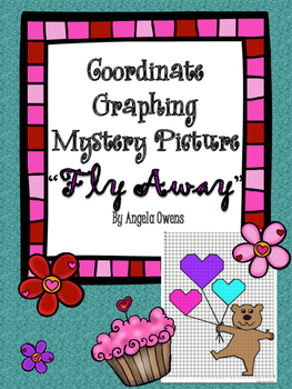 "Valentine's Day Coordinate Mystery Grid ""Fly Away"""