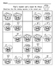 Valentine's Day Counting By Fives and Tens Activity