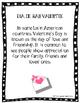 Valentine's Day, Día de San Valentín coloring, flash cards