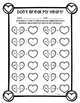 Valentine's Day Differentiated Math Packet
