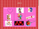 Valentine's Day French Vocabulary Tic Tac Toe