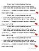 Valentine's Day: Heart Building Challenge FREEBIE