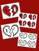 Valentine's Day - Alphabet Match and Ten Frame Match