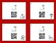 Valentine's Day Math: 2-Digit and 1-Digit Subtraction QR C