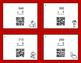Valentine's Day Math: 3-Digit by 1-Digit Multiplication QR