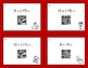 Valentine's Day Math: Adding Integers QR Code Task Cards