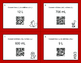 Valentine's Day Math: Metric Capacity Conversions QR Code