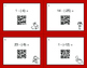 Valentine's Day Math: Subtracting Integers QR Code Task Cards