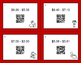 Valentine's Day Math: Subtracting Money QR Code Task Cards