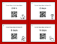 Valentine's Day Math: Time Conversion: Days & Hours QR Cod
