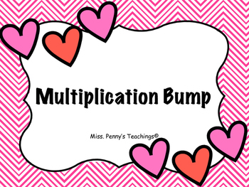 Valentine's Day Multiplication Bump