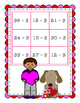 Valentine's Day Multiplication and Division Fact Practice