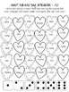 Valentine's Day NO PREP Articulation Activities! Just Prin
