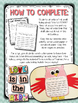 """Valentine's Day Owl Craftivity and Writing Project --- """"Ow"""