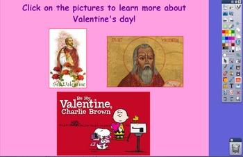Valentine's Day Party Flipchart