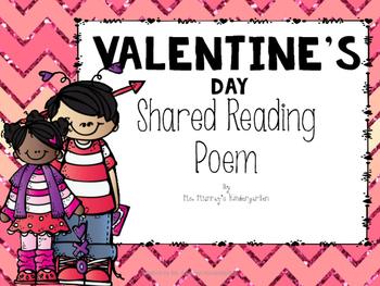 Valentine's Day Shared Reading Poem