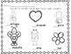 Valentine's Day Spanish Language Arts & Math Packet