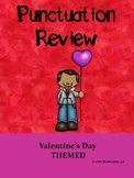 Valentine's Day Themed Punctuation Review