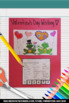 Valentines Day Writing Activities Elements of a Story Lite