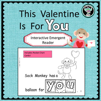 Valentine's Day with Sock Monkey    Interactive Emergent R