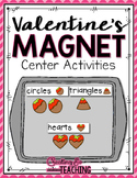 Valentine's Magnet Center Activities