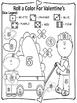 Valentine's Number Recognition Activities For Kindergarten