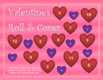 Valentine's Roll & Cover