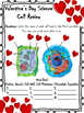 Valentine's day Themed Science Review