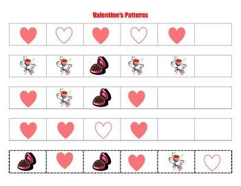 Valentine's Activities!