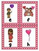 Valentine's Alphabet Scavenger Hunt: Upper and Lowercase,