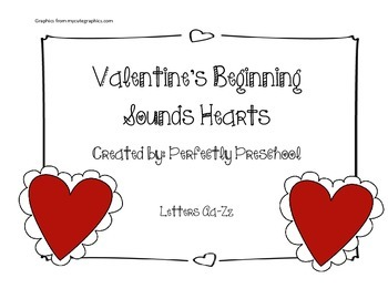 Valentine's Beginning Sounds