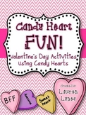 Valentine's Candy Heart Fun!!