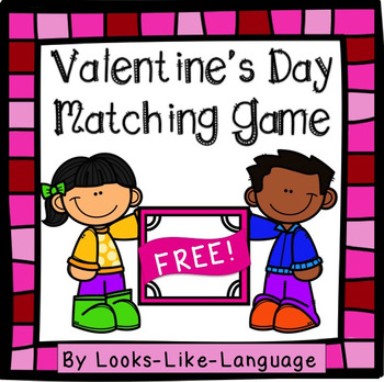 Valentines FREE Open Ended Game- #kindnessnation